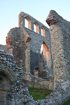 Church, Ruin, Building, Architecture, Ruins, Old