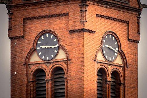 Non-simultaneity, Deviation, Unequal, Clock, Different