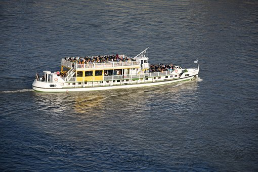 Ship, Danube, Excursion, Sightseeing, Cruises, River