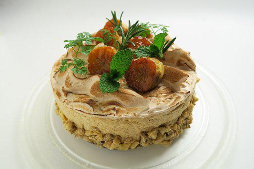 Cake, Banana, Food, Sweet, Dessert, Chocolate