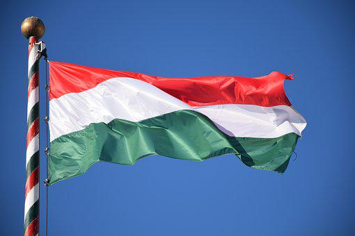 Ungarn, Hungary, Flagg Of, Flag, Hungarian, Tricolor