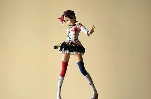 Young, Lady, Female, Girl, Japanese, Anime, Cartoon
