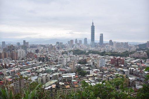 Building, Taipei, Taiwan