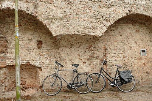 Wall, City Wall, Defense, History, Architecture