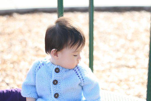 Baby, Cute, Winter, Think, Wool Sweater
