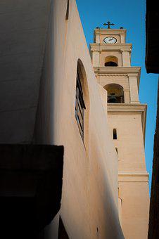 Steeple, Church, Bell Tower, Architecture, Religion