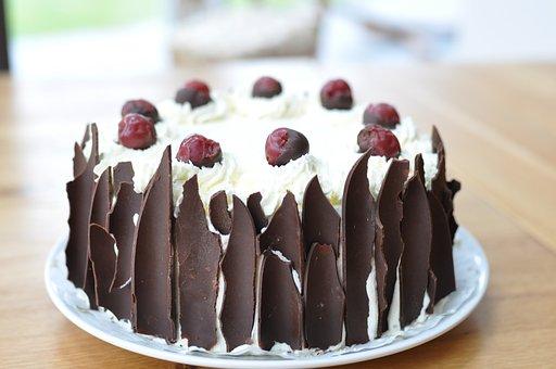 Black Forest Cherry Cake, Cake, Cherry Pie, Cream Cake