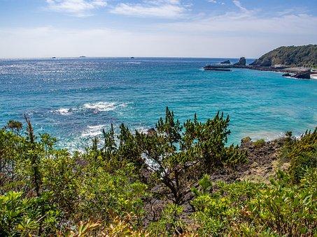 Sea, Coast, Horizon, Holiday, Water, Natural, Vacation