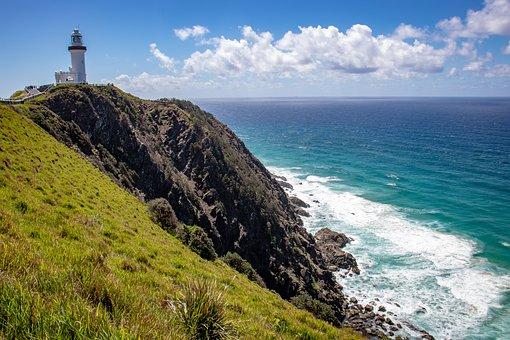 Lighthouse, Cape Byron Lighthouse, Byron Bay, Australia