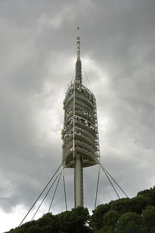 Tower, Communication, Architecture, Norman Foster
