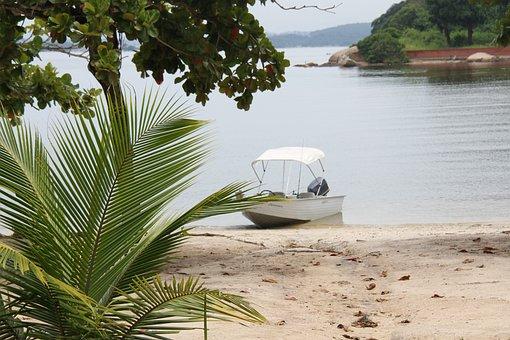 Paqueta, Island, Beach, Ocean, Boat, Rio De Janeiro