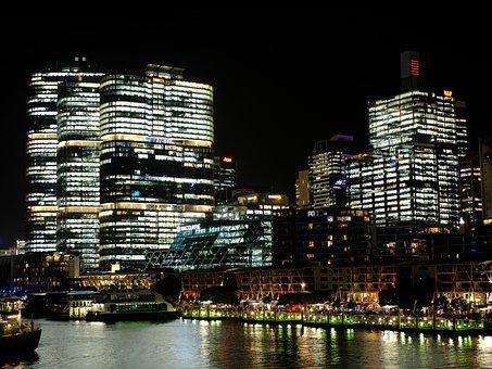 International Towers, Sydney, Skyscrapers, Skyscraper