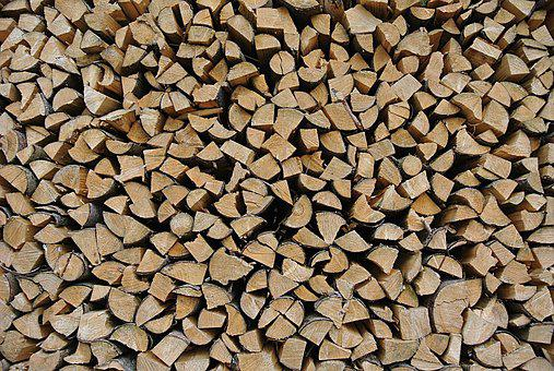 Wood, Stabel, Holzstabel, Heat, Winter