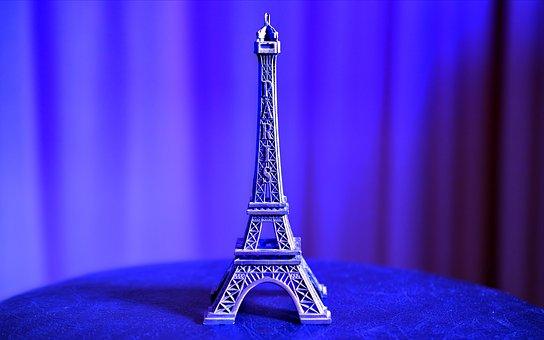Tower, Eiffel, Architecture, Paris, France, Urban