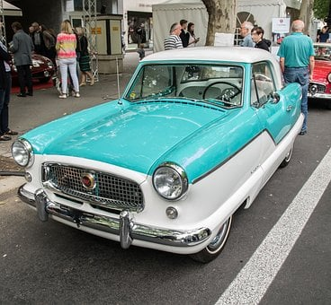 Nash, Metropolitan, Oldtimer, Usa, Auto, Classic