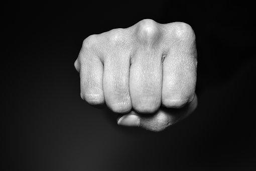 Fist, Violence, Punch, Attack, Fight, Danger, Boxing