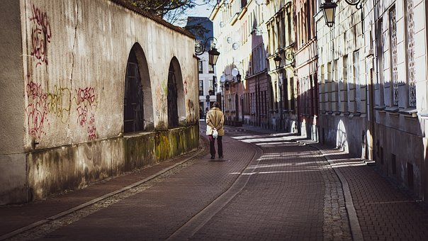 Street, Architecture, Old, City, Europe, Town, Building