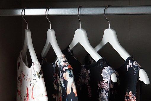 Wardrobe, Coat Hanger, Dress, Clothing, Fashion