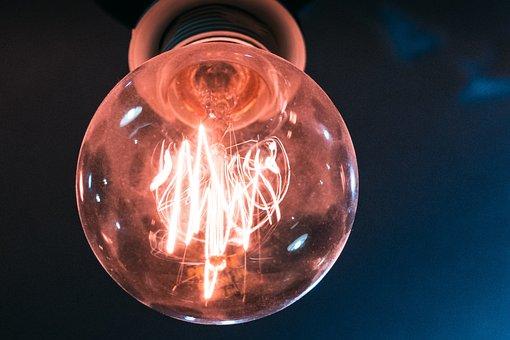 Bulb, Light, Lamp, Energy, Notion, Lighting