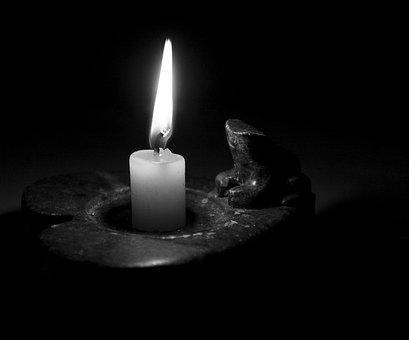Luz, Luz De Vela, Light, Vela, Candle, Ambiente
