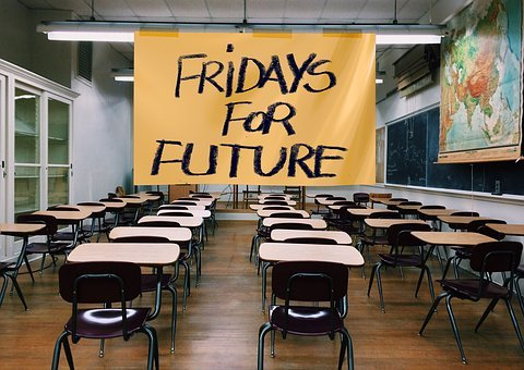 Climate Strike, School Strike, School, Strike, Students