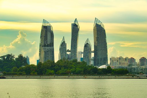 Skyscraper, Architecture, City, Building, Modern