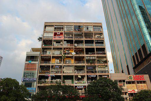 Vietnam, Hochiminh, Interior, Exterior, City, Design