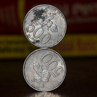 Coin, Balancing Art, Balance, Macro Money Metal, Art