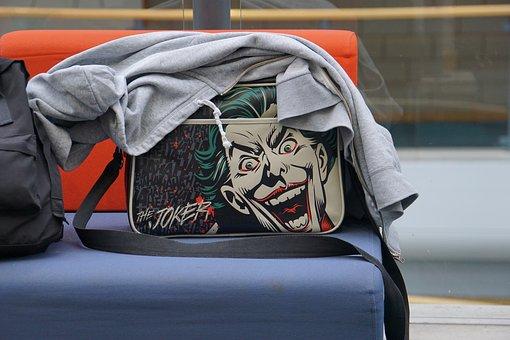 Comic, Art, Bag, Colours