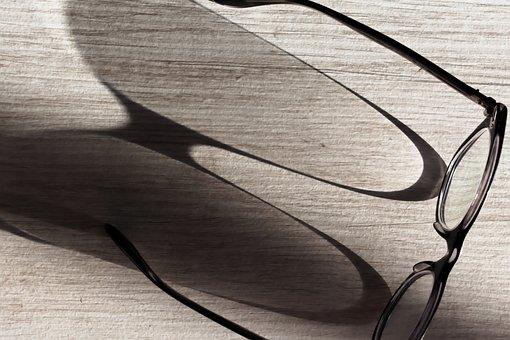 Eyeglasses, Shadow, Glasses, Prescription Glasses