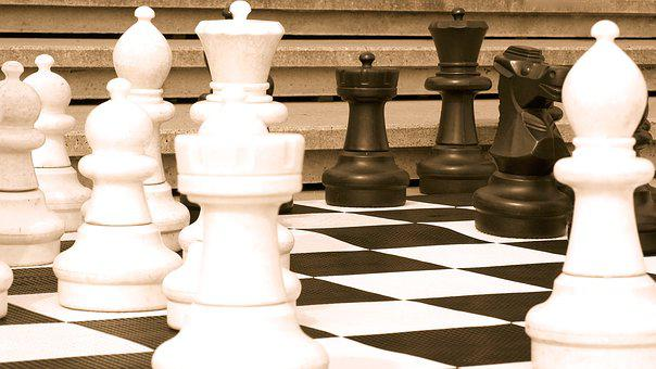 Chess, Game, Intelligence, Strategy, The Chessboard