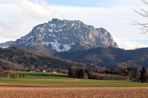 Alpine, Mountains, Landscape, Landscapes