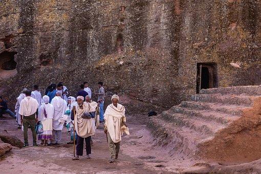Ethiopia, Axum, Lalibela, Africa, Pilgrim, Religion