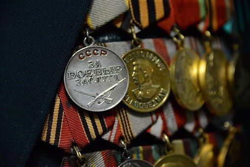 Medal, Order, Veteran, Honors, Pride, Fame, Patriot