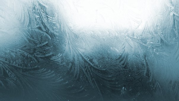 Ice, Window, Frost, Eiskristalle, Cold, Frozen, Winter