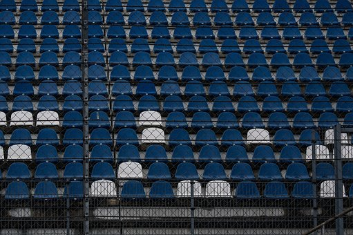 Grandstand, Seats, Sit, Rows Of Seats, Auditorium
