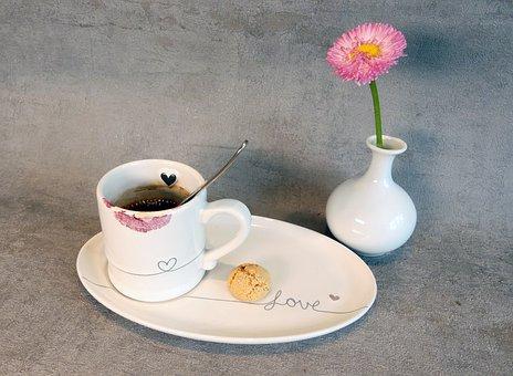 Espresso, Lips, Caffeine, Flower, Drink, Beverages
