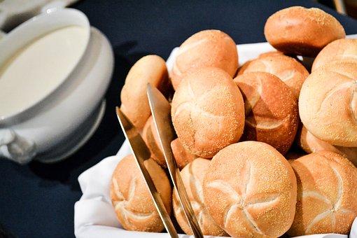 Rolls, Kaiser Rolls, Catering, Baked, Food, Baker