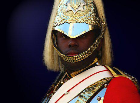 Military, Soldier, Guard, Palace, Queen, England