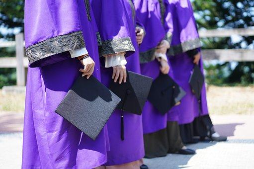Convocation, Mortar Board, Graduation, Degree, Diploma