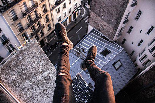 Adventurer, Paris, Roof, Roofs, View, Urban, Travel