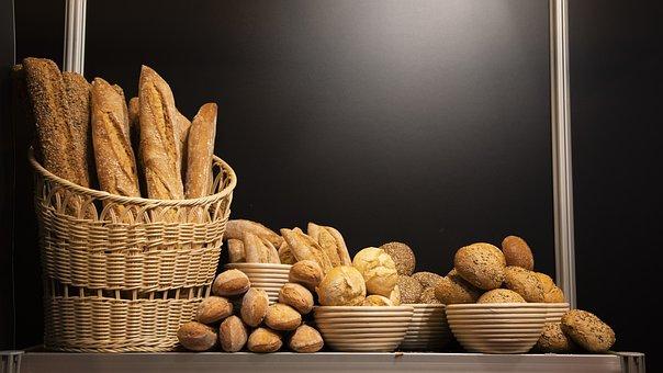 Bread, Salado, Food, Flour, Eat, Salt, Healthy