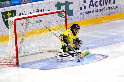 Hockey, Pupils, Children, Goalkeeper, Surgery