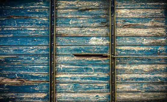 Wood, Wall Boards, Weathered, Wagon Wall, Wooden Wall