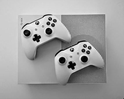 Xbox, Game Console, Games, Console, Controller