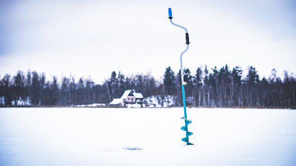 Winter, Snow, Sky, Blue, Cold, Landscape, City, Power