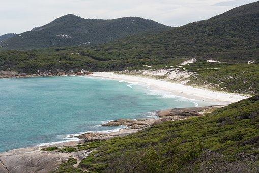 Beach, Sea, Ocean, Water, Sand, Nature, Coast, Seascape