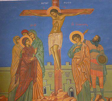 Crucifixion, Good Friday, Passion, Mourning, Death, Die
