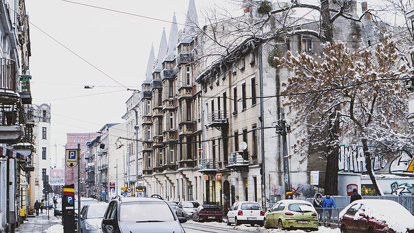 Street, Old, Architecture, City, Building, House