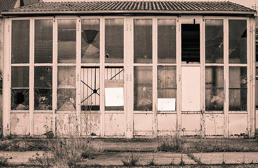 Hall, Old, Abandoned, Architecture, Ruin, Lapsed, Decay